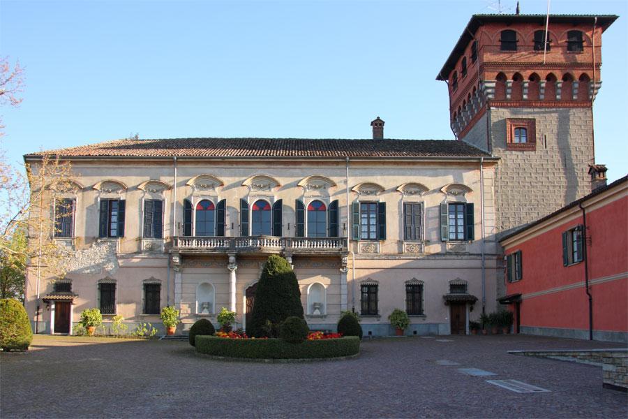 Prestigioso ed antico castello in provincia di Asti