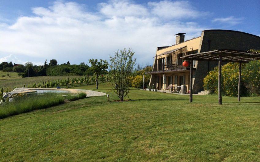 Villa sulle Colline di Gavi
