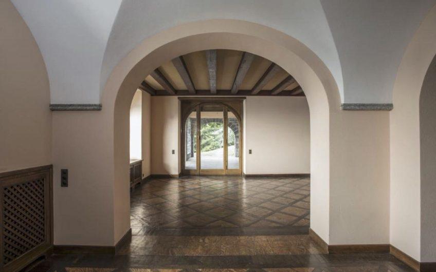 Villa sul lago di Como