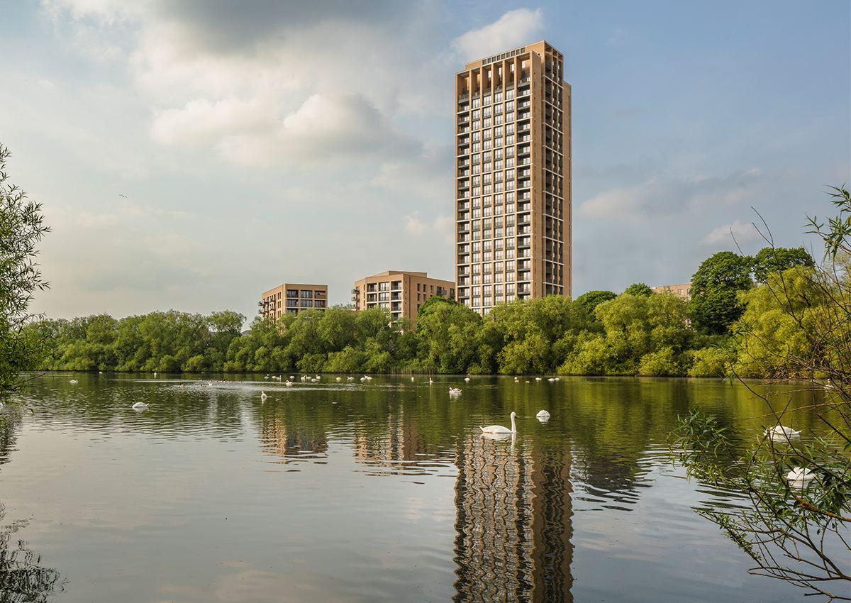 HENDON WATERSIDE, LONDRA
