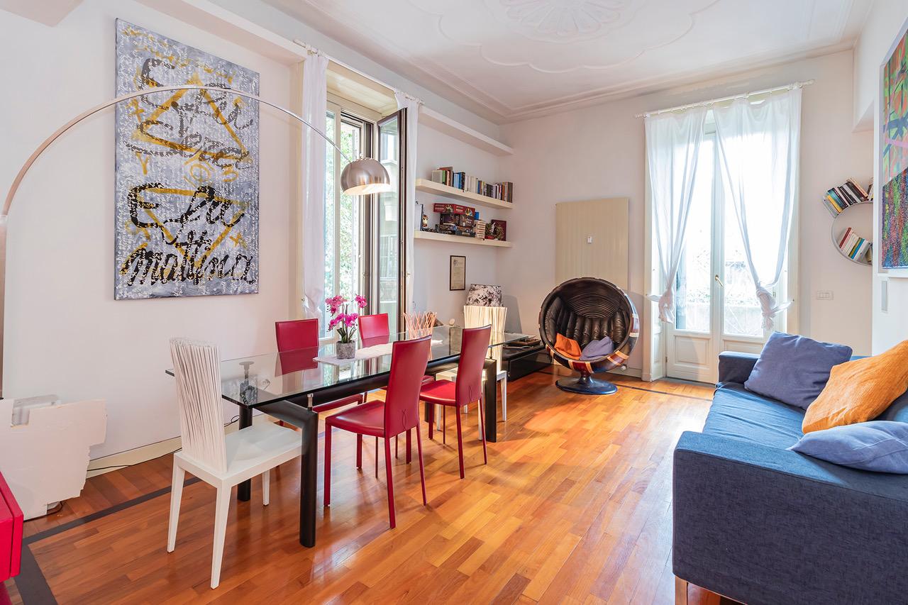 Appartamento nelle vicinanze di Piazza Lega Lombarda